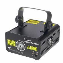 Stairville DJ Lase GR-140 RGY MKII DMX