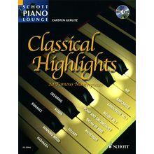 Schott Classical Highlights Piano
