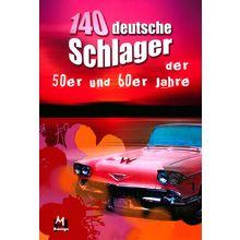 Musikverlag Hildner 140 Schlager 50er 60er Jahre