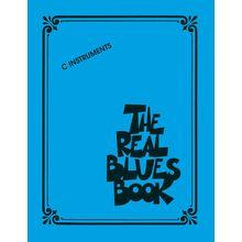 Hal Leonard The Real Blues Book C