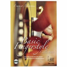 Acoustic Music Books Basic Fingerstyle Collection
