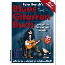 Voggenreiter Bursch's Blues Gitarrenbuch