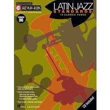 Hal Leonard Jazz Play-Along Latin Jazz