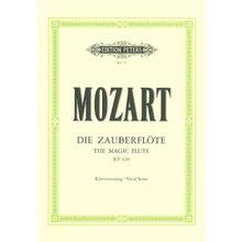 Edition Peters Mozart Zauberflöte KV 620