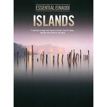 Chester Music Ludovico Einaudi Islands