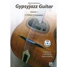 Alfred Music Publishing Gypsyjazz Guitar 1