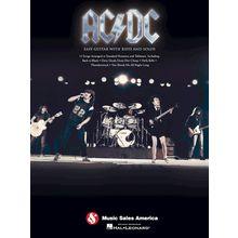 Hal Leonard AC/DC Easy Guitar Riffs
