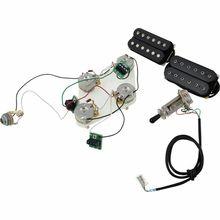 DiMarzio Classic Rock Pre.wired HU Set