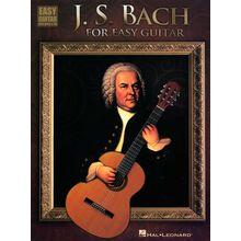 Hal Leonard J.S.Bach for Easy Guitar