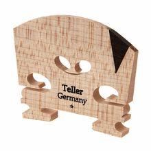 Teller No.06 Violin Bridge 4/4 V-Inl.