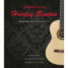 Harley Benton Superior Classic Coated MT