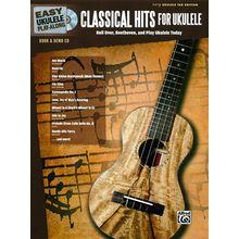 Alfred Music Publishing Classical Hits for Ukulele