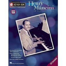 Hal Leonard Jazz Play-Along Henry Mancini