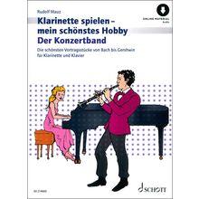 Schott Klarinette Hobby Konzertband