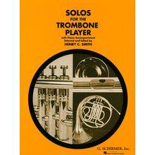 G. Schirmer Solos For The Trombone Player