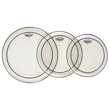 Remo PP-0912-PS Pinstripe Clear