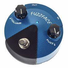 Dunlop Silicon Fuzz Face Mini Blue