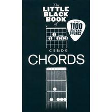 Wise Publications Little Black Book Chords