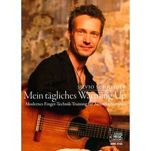 Acoustic Music Books Mein tägliches Warming -Up