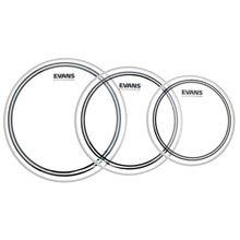 Evans EC2S Studio / Fusion Set Clear