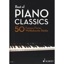 Schott Best Of Piano Classics 1