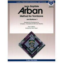 Carl Fischer Arban Method for Trombone