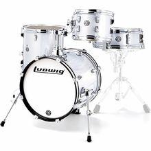 Ludwig Breakbeats Set White Sparkle