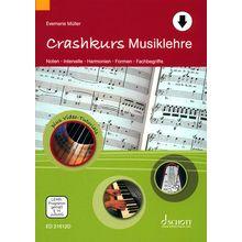 Schott Crashkurs Musiklehre