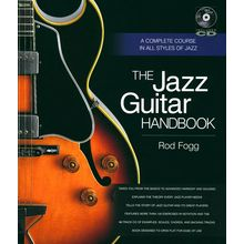 Backbeat Books The Jazz Guitar Handbook