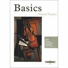 Edition Peters Basics Violin