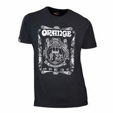 Orange Original T-Shirt Crest L