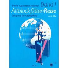 Acanthus Music AltblockflötenReise 1