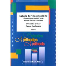 Editions Marc Reift Method For Bass Trombone