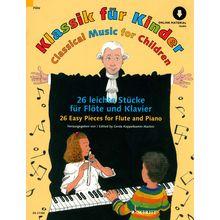 Schott Klassik für Kinder Flute