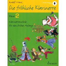 Schott Die Fröhliche Klarinette 2