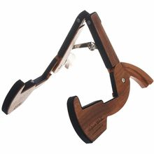 Cooperstand Pro-G Sapele Guitar Stand