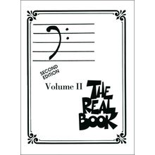Hal Leonard Real Book 2 Bass Clef