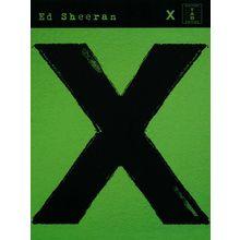 Wise Publications Ed Sheeran X
