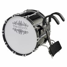 Thomann BD2214BL Marching Bass Drum