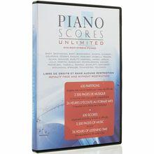 Prodipe Piano Scores Unlimited V1