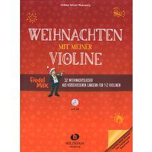 Holzschuh Verlag Fiedel Max Weihnachten Violin
