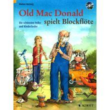 Schott Old Mac Donald Blockflöte