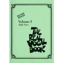 Hal Leonard Real Vocal Book 1 High Voice