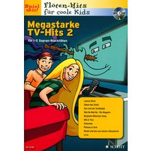 Schott Megastarke TV-Hits 2