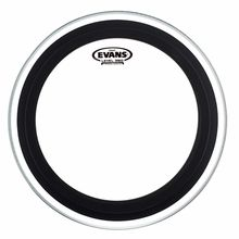 """Evans 16"""" EMAD Clear Tom/Bass Drum"""