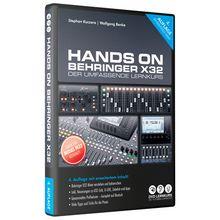 DVD Lernkurs Hands On Behringer X32