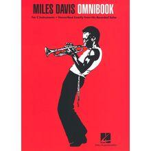 Hal Leonard Miles Davis Omnibook C