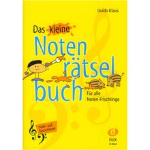 Edition Dux Kleine Notenrätsel Violin+Bass