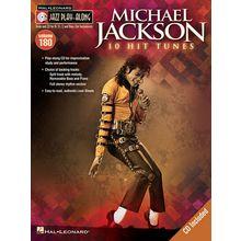 Hal Leonard Jazz Play-Along M. Jackson