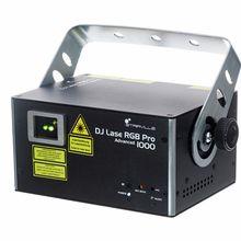 Stairville DJ Lase RGB Pro Advanced 1000
